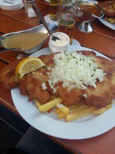 Bestes Schnitzel in Köln