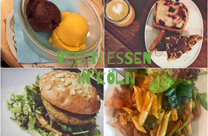 Wo kann ich in Köln vegan essen gehen?