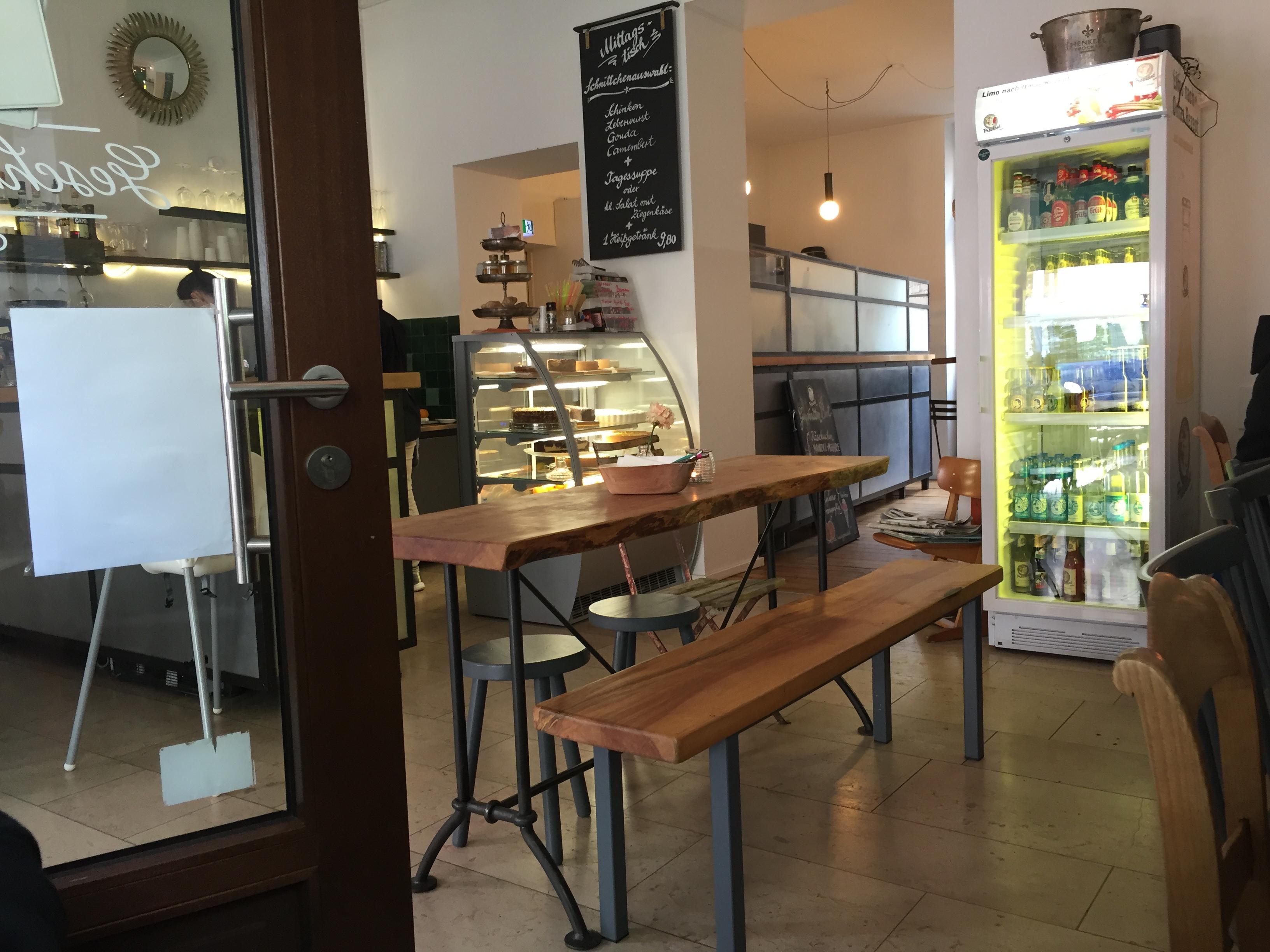 Geschnitten Brot in der Kölner Südstadt - #schlemmeninkoeln ...