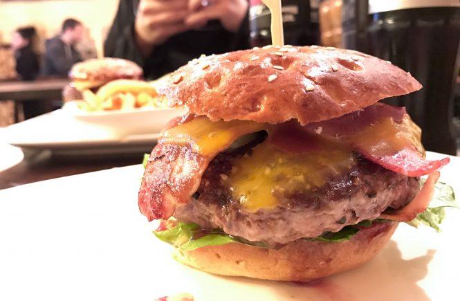 Wo gibt es den besten Burger in Köln? Burger essen in der Südstadt