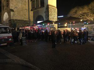 Feierabend: Wochenmarkt & leckeres Streetfood jeden Donnerstag