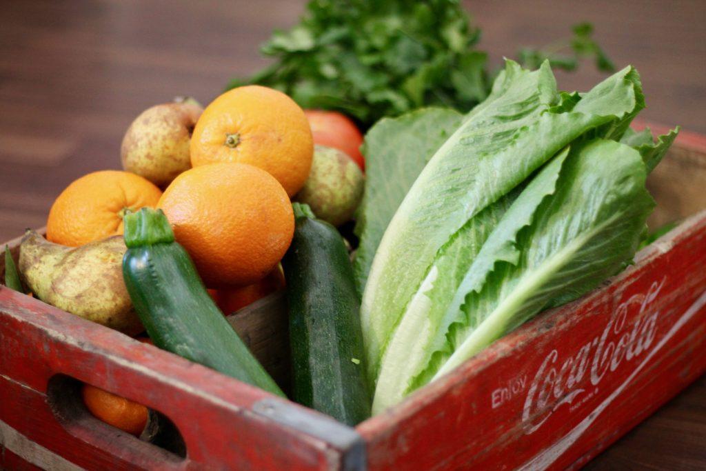 Fruitletbox - Die Gemüsekiste in Köln, Aachen, Düren, Bonn, Düsseldorf, Kerpen und Essen