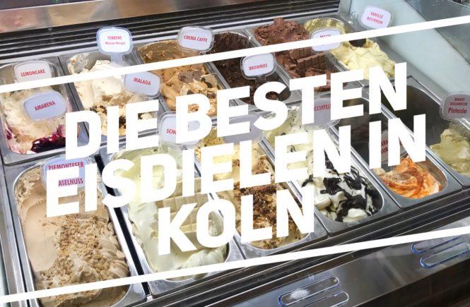 Eis essen in Köln, Wo gibt es in Köln leckeres Eis?