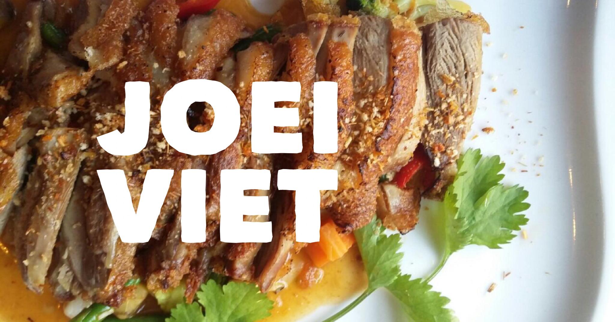 joei viet vietnamesisches restaurant im belgischen viertel in k ln. Black Bedroom Furniture Sets. Home Design Ideas