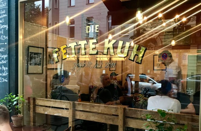 Fette Burger in der Kölner Südstadt