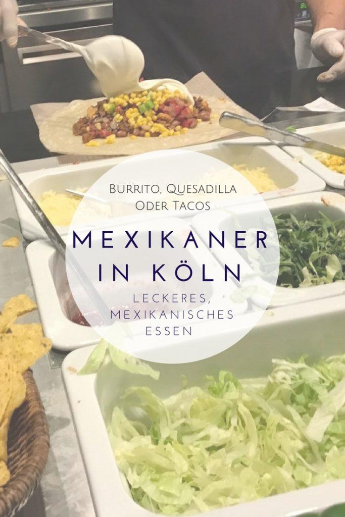 Leckere Burritos, Tacos oder Quesadillas findest du bei diesen Mexikanern in Köln.