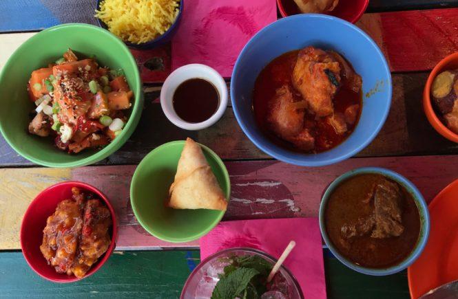 Afrikanisches Essen, afrikanisch essen gehen, Ausgefallen essen gehen