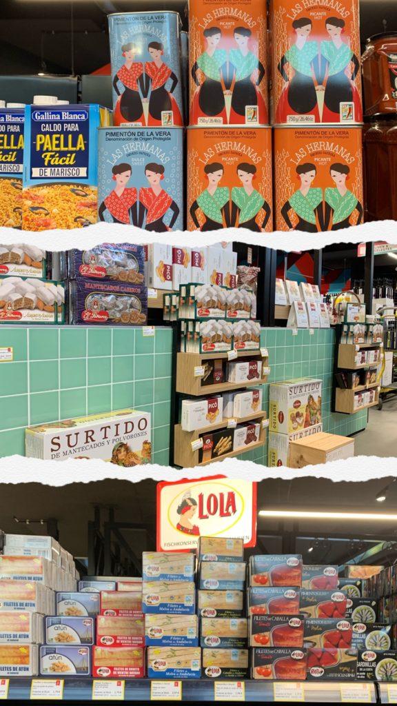 Spanische Produkte in Köln kaufen